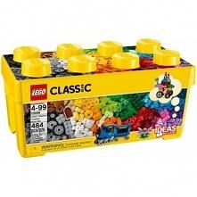 LEGO Classic Kreatywne klocki średnie pudełko GXP-626108