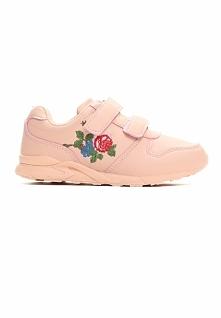 Różowe Buty Sportowe Wild Rose