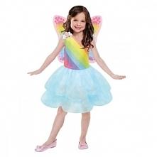 Kostium dziecięcy Barbie sukienka tutu 5-7 lat - DARMOWA DOSTAWA OD 199 ZŁ!!!
