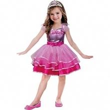 Kostium 5-7 lat Barbie Balerina - DARMOWA DOSTAWA OD 199 ZŁ!!!