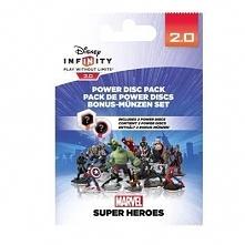 Figurki - Akcesoria Disney Infinity 2.0 - Zestaw Power Disc