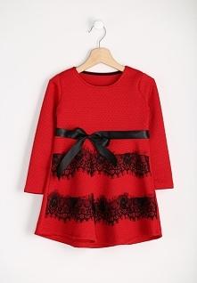 Czerwona Sukienka Holiday Time