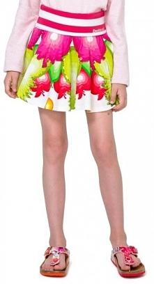 Desigual Spódnica Dziewczęca Tanganament 116 Wielokolorowy