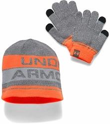 Under Armour Czapka i rękawiczki dzięcięce Bos Beanie Glove Combo 2.0 (130044...
