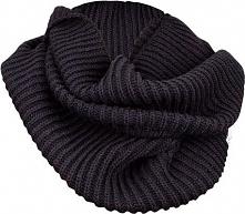 Starling Komin Cap Knitted Junior czarny  (5042-ANT)