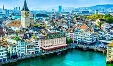 Szwajcaria, Zurych - puzzle. Inspiracje na wakacje