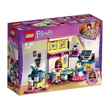 Lego Friends. 41329 Sypialnia Olivii