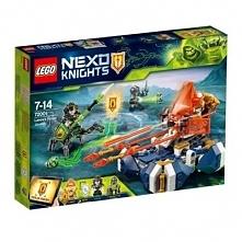 Lego Nexo Knights. 72001 Bojowy poduszkowiec Lance'a
