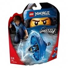 Lego Ninjago. 70635 Jay - mistrz Spinjitzu