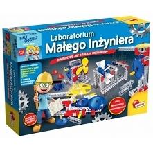 Witajcie, poniedziałek:)  My eksperymentujemy z laboratorium małego inżyniera.  Zawarte eksperymenty to m.in dźwignia, huśtawka, koło garncarskie, wirówka, latające śmigło, licz...