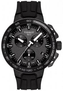 Super czarny zegarek Tissot