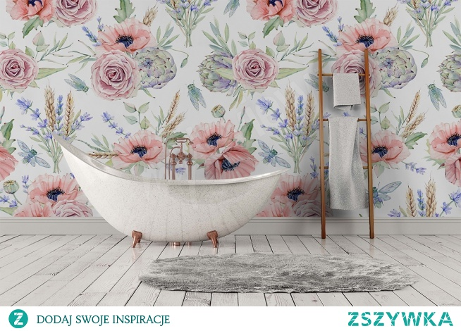 łazienkowe inspiracje