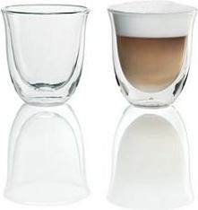 DeLonghi Capuccino Szklanka Thermoglas 190ml, 2 sztuki (5513214601)