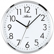 Atlanta Designowy Zegar Ścienny 4315 26cm