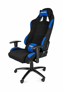Fotel Akracing Gaming Czarno-niebieski (AK-K7012-BL)