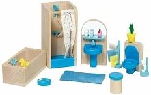 Łazienka do domu dla lalek (260879)