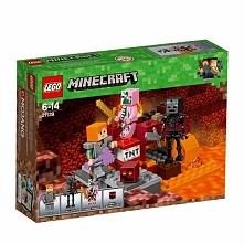 Minecraft Walka w Netherze (LG21139)