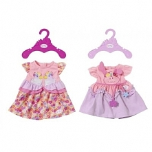 BABY BORN Kolekcja sukienek