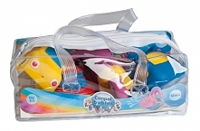 Canpol Babies Zabawki do kąpieli - transport  (4szt)