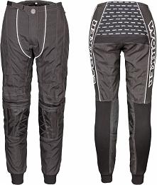 WORKER Spodnie motocyklowe Motocross Razzor Junior Czarne r. M 7-8 lat (2699-M)