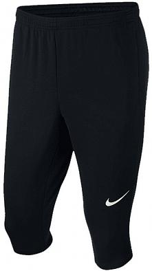 Nike Spodnie piłkarskie Dry Academy 18 3/4 Pant Junior czarne r. XL (158-170c...