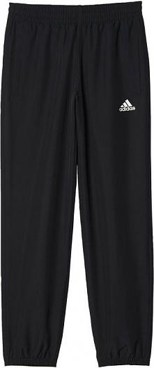 Adidas Spodnie juniorskie Essentials Stanford Woven Pants czarne r. 152 (BP8741)