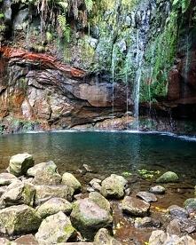 Wodospady na Maderze