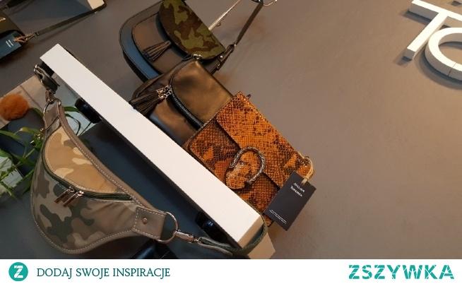 przepiękna jesienna kolekcja Fb/Atelier Torebek - torebki damskie