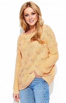Makadamia S61 sweter morelo...