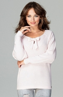 Lenitif K469 sweter różowy ...