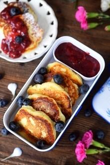Serniczki z patelni – idealne do lunchboxa!