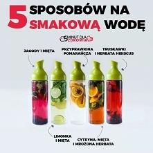 Woda smakowa.