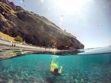 Pływanie na MAderze