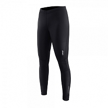 One Way Course 2 Long Training Tights Black M