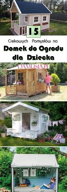 Domek do Ogrodu dla Dziecka...