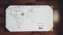Cześć! Wykonuję mapy świata, krajów, kontynentów na zamówienie! Do wyboru formaty: - 90x50 cm - 100 zł - 50x50 cm - 50 zł - inne formaty dostępne, do uzgodnienia - dopłata 20 zł...