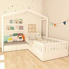 Świetne łóżeczko dla dziecka