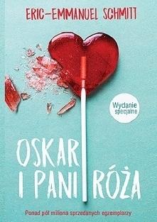 Oskar i Pani Róża - Éric-Em...