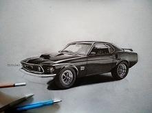 Ford Mustang 1969 - w trakc...