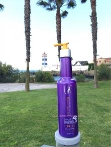 Global Keratin GK Hair keratyna miami bombshell 280ml - sklep warszawa  Keratyna stworzona specjalnie dla włosów Blond. Wygładzi i zregeneruje Twoje włosy oraz zniweluje niepożą...
