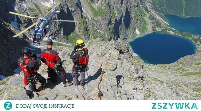 10 sierpnia - Dzień Przewodników i Ratowników Górskich.