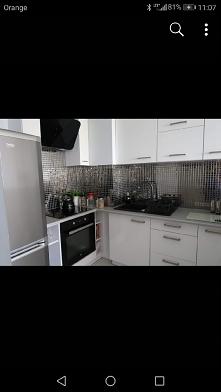 Kuchnia mozaika szklana