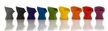 Piękne i designerskie krzes...