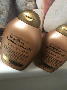 OGX Beauty pure and simple . Testuje :) sam szampon kosztuje 7£ była promocja...