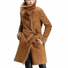 Denver Weather | CWMALLS® Womens Sheepskin Shearling Pea Coat CW640235 [Custo...