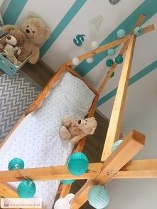 Łóżeczko domek DIY - sprawdź jak możesz wykonać je sam. dekostacja.pl