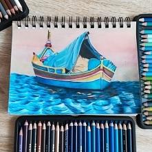 Maltańska łódka - wspomnien...