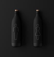 Moja grafika, spersonalizowane butelki