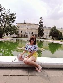 Hejka. Dziś zwiedzałam Pałac Czartoryskich w Puławach. I jest kilka fotek na moim blogu i mini post. Zapraszam. KLIK W LINK.