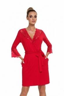 Donna Stella czerwony Szlafrok donna 131,90 PLN